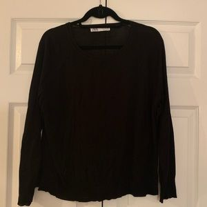 Zara light knit sweater